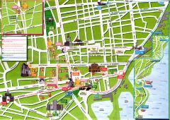 mappa turistica catania